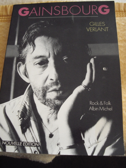 GAINSBOURG (Gilles Verlant)