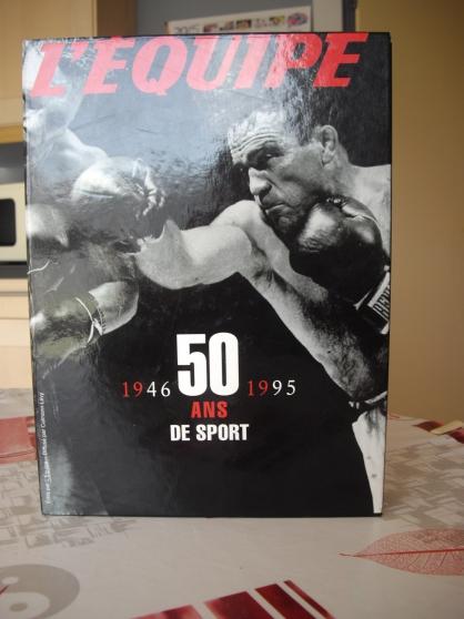 L'Equipe 50 ans de Sport = 1946 à 1995