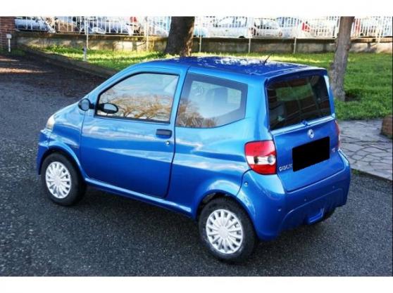 Annonce occasion, vente ou achat 'CASALINI très belle voiturette 2010'