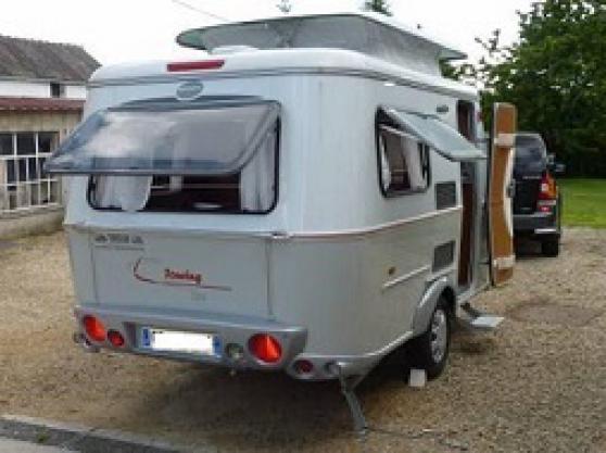 caravane eriba familia 320 gt - Annonce gratuite marche.fr