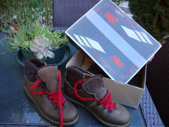 chaussures marche ou chasse altes - Annonce gratuite marche.fr