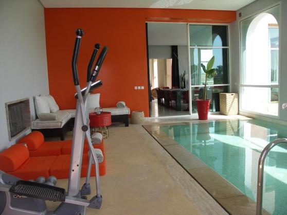 Location Villa 6 Suites 2Piscine Tennis - Photo 2