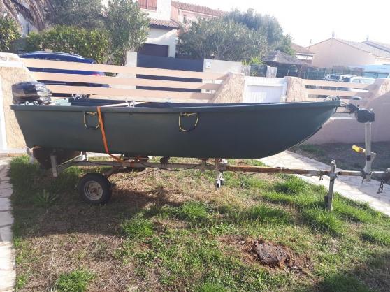 Annonce occasion, vente ou achat 'Barque de Pêche très bon état Marseillan'