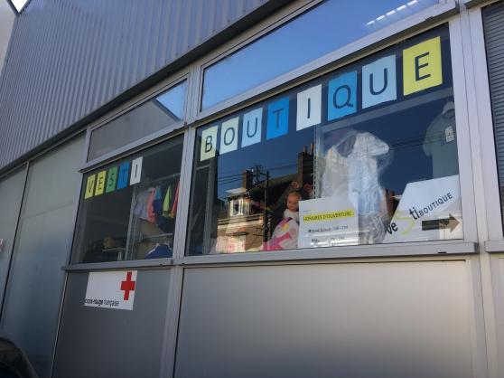 Vesti-Boutique Croix Rouge