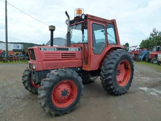tracteur kubota m7950dt mat riaux de construction tracteurs appoigny reference mat tra tra. Black Bedroom Furniture Sets. Home Design Ideas