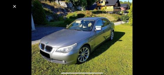 BMW Série 5 520 I 2.2-170 ch