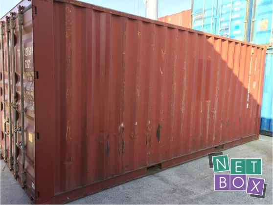 Annonce occasion, vente ou achat 'Containers 20\' - 1675€'