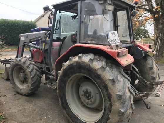 Annonce occasion, vente ou achat 'Tracteur agricole Massey Ferguson 4225'