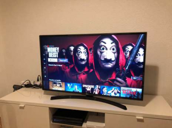 "URGENT : Tv lG led LCD 55"" en bon état"