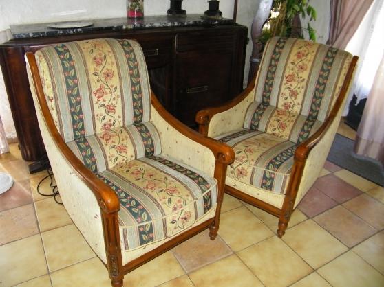 Annonce occasion, vente ou achat 'fauteuils'