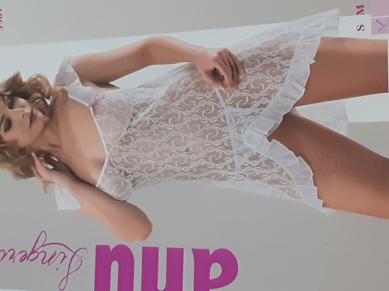Lingerie erotique