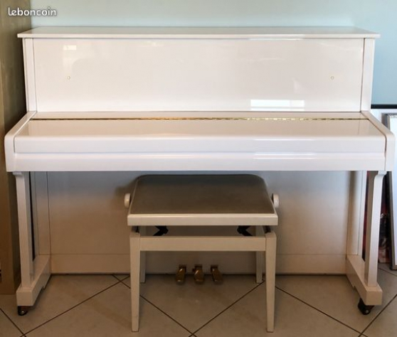 Annonce occasion, vente ou achat 'piano george steck'