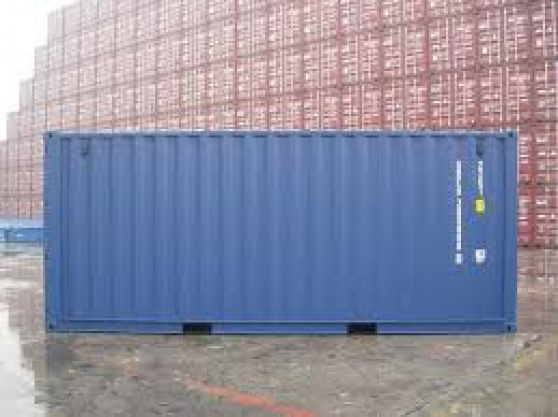 Container maritime occasion 3m et 6m