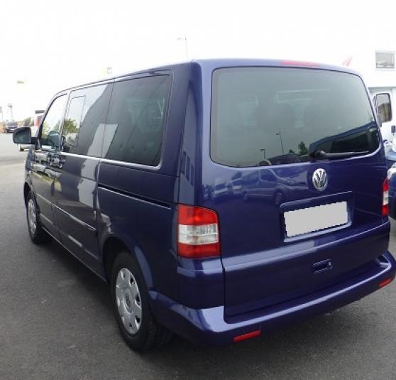 Annonce occasion, vente ou achat 'VOLKSWAGEN T5 Multivan 2.5 TDi 130 chv'