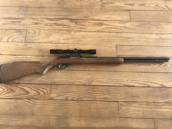 Annonce occasion, vente ou achat 'carabine 22lr'