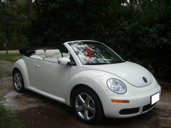 New Beetle Décapotable 2005