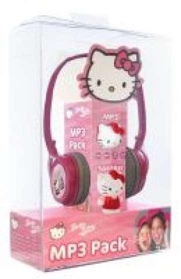 Annonce occasion, vente ou achat 'Lecteur MP3 Hello Kitty + Casque + Haut-'
