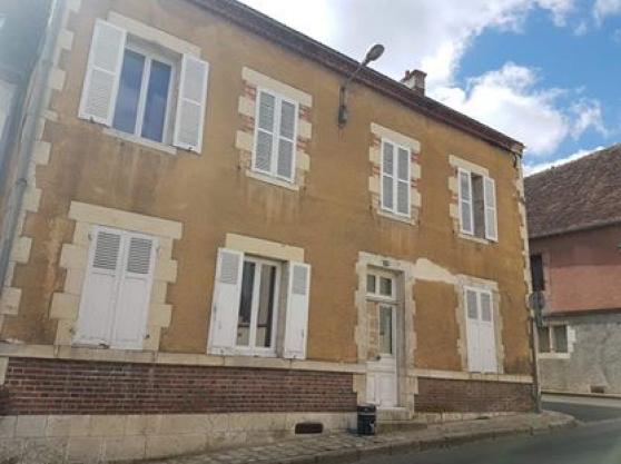 Annonce occasion, vente ou achat 'Maison de caractère 200m2 à 1h30 Paris'