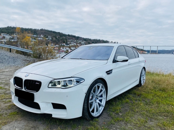 Annonce occasion, vente ou achat 'BMW M5 560 CH'