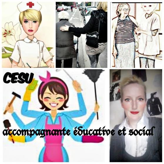 Annonce occasion, vente ou achat 'Service aide à la personne CESU'