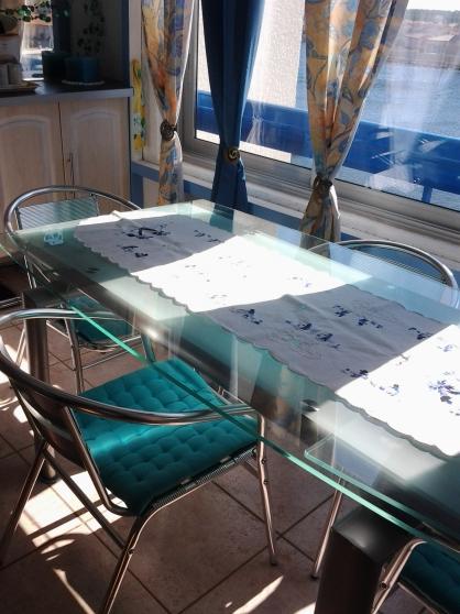 Annonce occasion, vente ou achat 'DUPLEX : 15 au 22/08 à 430 € + T.S !!!!'