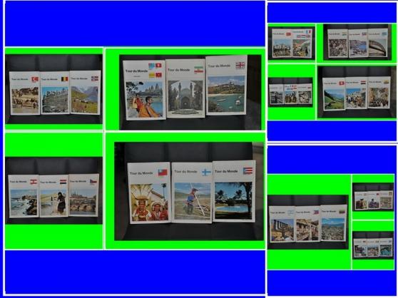 Annonce occasion, vente ou achat 'Tour du Monde collection'