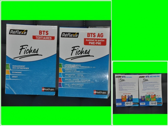 Annonce occasion, vente ou achat 'Reflexe BTS AG Assistant de gestion PME-'