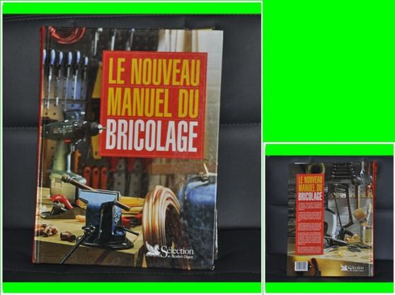 Annonce occasion, vente ou achat 'Le nouveau manuel du bricolage'