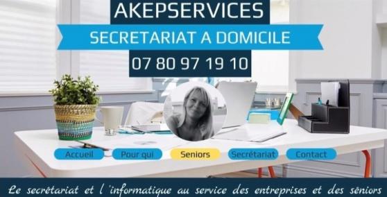 secretariat entreprises/aide informatiqu