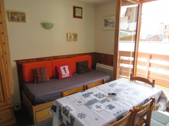 Appartement Val-Thorens pour 4 pers