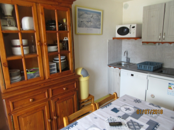 Appartement Val-Thorens pour 4 pers - Photo 2