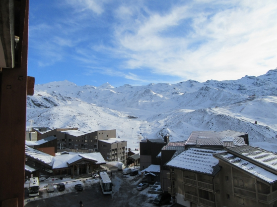 Appartement Val-Thorens pour 6 pers