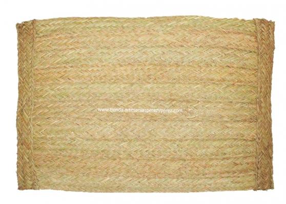 Annonce occasion, vente ou achat 'Tapis rectangulaire en sparte naturel'