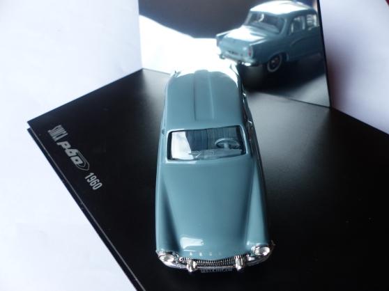 SIMCA P60 miniature NOREV 1/43ème - Photo 2