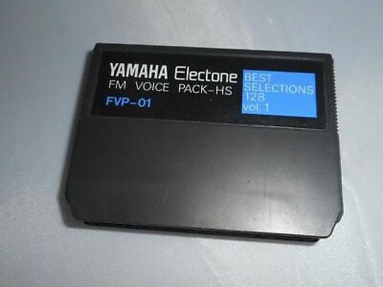 Yamaha Electone FM Voice Pack HS FVP01