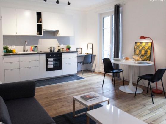 Annonce occasion, vente ou achat 'Appartement 2pieces 40m2 contre services'