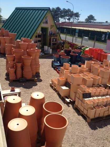 poteries de jardin et d'intérieur