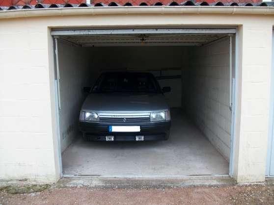 2 Garages a voitures
