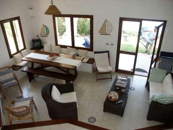 Villa en Sardaigne jardin vue mer - Photo 4