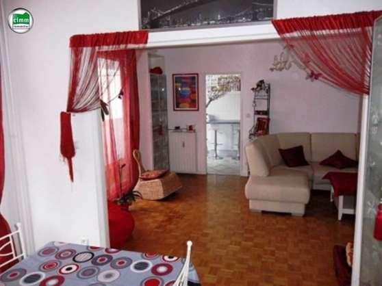 (1392) DIJON, appartement T5 de 93 m²