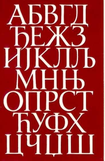 Cours de serbe-préparation pour le bac