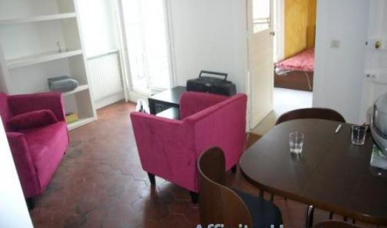 Appartement 2 pièces à paris 11ème