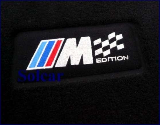 Tapis de sol BMW M Sport en Velours