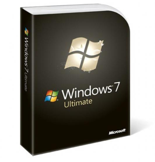 Annonce occasion, vente ou achat 'Windows 7 Ultimate (5PC)'