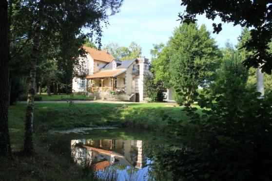 Très belle maison bourgeoise.