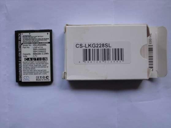 BATTERIE LGIP - 411 A pour téléphone LG