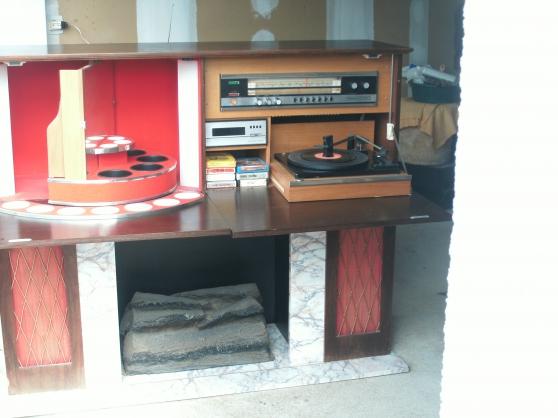 meuble hi-fi