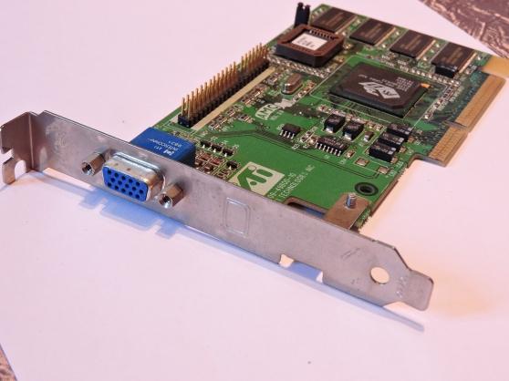 Annonce occasion, vente ou achat 'Carte VGA ATI 3D RAGE PRO Turbo 32 MO'