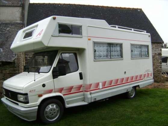 A Donner Camping Car Autostar Marche Fr