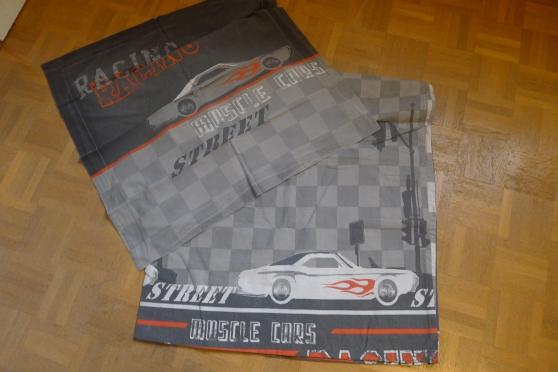Annonce occasion, vente ou achat 'Housse de couette Racing'